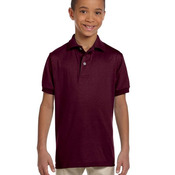 Youth 5.6 oz. SpotShield™ Jersey Polo